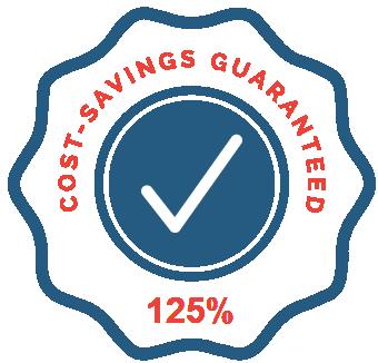 Savings Guaranteed