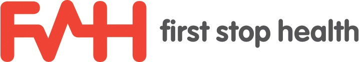 First Stop Health logo